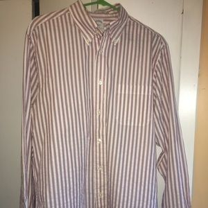 BrooksBrothers Long sleeve men's button down